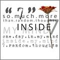 7 inside